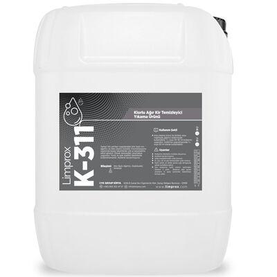 K311 Klorlu Ağır Kir Temizleyici