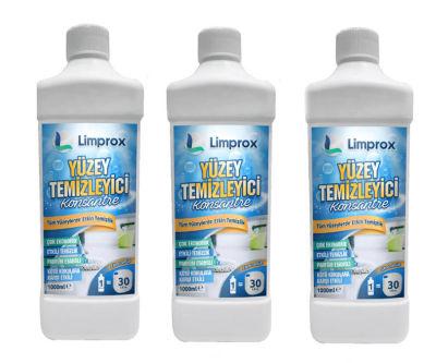 Limprox Konsantre Yüzey Temizleyici - 3 Adet